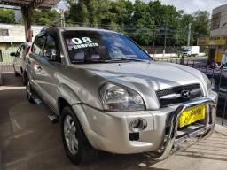 Hyundai tucson gls 4X4-at 2.7 V-6 gas. (imp) 4p 2008 - 2008