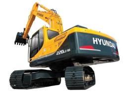 Hyundai R 220 LC -9SB Peso operacional 22.200 kg 2020