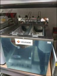 Título do anúncio: Fritadeira Eletrica 23 litros água e óleo Venâncio - Marcos