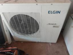 Condensadora 30000 BTUs elgin silent