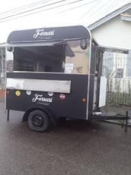 Trailer( Food truck)