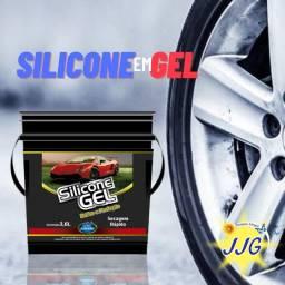 Silicone em gel 3,6 lt