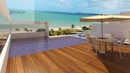 Apartamento à venda com 3 dormitórios em Cabo branco, João pessoa cod:35806