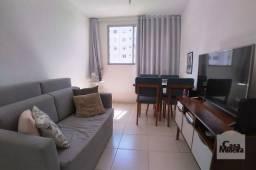 Apartamento à venda com 2 dormitórios em Caiçaras, Belo horizonte cod:269787