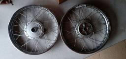 Roda raiada Yamaha