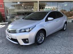 Toyota Corolla XEI 2.0 Flex Automático 2016 (Apenas 35.044km) Único Dono!
