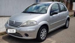 Citroen C3, Exclusive Solaris, 1.6 flex, 2004