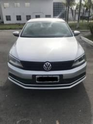 Vw Volkswagen Jetta Trendline 1.4 TSI Automatico 2016/2016