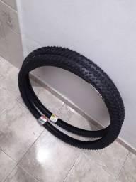 Par de pneus levorin aro 26