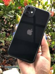 Iphone 11 - 64 gb - novo - garantia apple