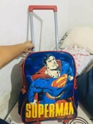 Bolsa e Lancheira do Superman