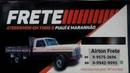 Frete e mudança Piauí e Maranhão