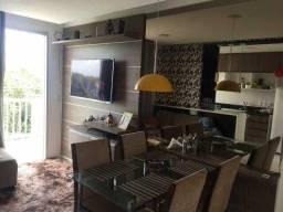 Alugo Apartamento 100% mobiliado no Condomínio Life Flores