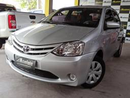 TOYOTA ETIOS 2016/2016 1.5 XS 16V FLEX 4P MANUAL - 2016