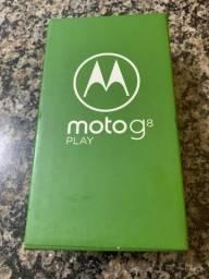 Motorola G8 Play Zero Caixa lacrada C/ Nota Fiscal