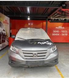 Sucata Honda Crv 2012/12