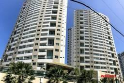 Edifício Los Angeles, apartamento duplex com 3 suítes, porteira fechada, mobiliado