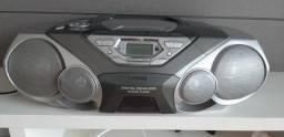 CD Rádio Cassete Recorder AZ1575