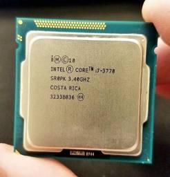 Processador I7 3770 3.4 GHZ
