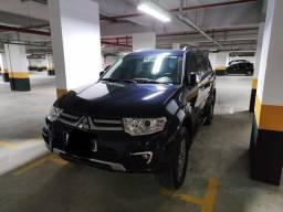 Pajero Hpe 2018 7 7 lugares diesel apenas 21000kms  - ligue 35045000