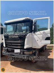 Caminhão Scania G440 Traçado