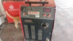 Máquina  de solda Bambozzi MIG/MAG 400A