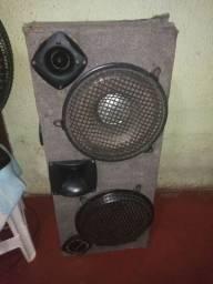 Vt caixa de som