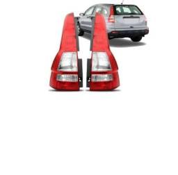 Par Lanterna Traseira Honda Crv 2007 2008 2009 2010.