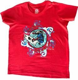 Promoção camisetas infantis masculina e feminina