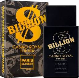 Paris Eau de Toilette Paris Elysees Billion Casino Royal - Masculino - 100ml