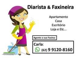 Diarista ou Faxineira, Serviços de limpeza ou faxina?