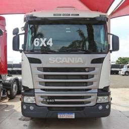Scania R440 - 2013/14 - 6x4 I Traçado (BAP 2H06)