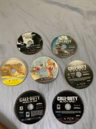 Jogos originais PS3 (olhar descrição)