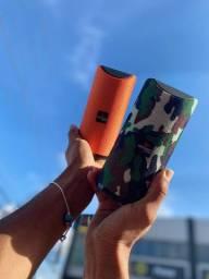 Mini Som portátil Bluetooth-(Lojas Wiki)