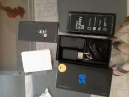 Samsung s8 novo  1299!!