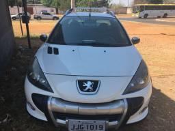 Peugeot hoggar escapade 1.6 top de linha