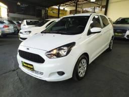 Ford KA 1.0 SE Flex 2017 ( Financiamos sem entrada )