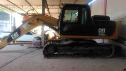 ESCAVADEIRA CAT 318D ANO 2015