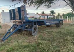 Carroção agrícola