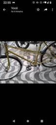 Vendo bicicleta Peugeot mixte rara 69
