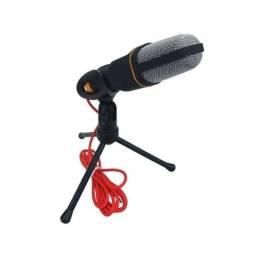 R$129,90 - Microfone condensador mtg-020 tomate