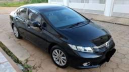 Honda Civic LXS Preto