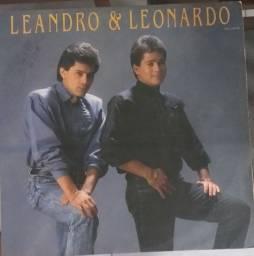 LP Vinil Leandro e Leonardo 1987