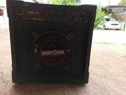 Amplificador guitarra, cube 90 wattsom