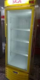 Freezer expositor cervejeiro metalfrio 497 litros 220V novo