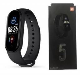 Relógio Inteligente M5 Smartwatch Monitor Batimentos