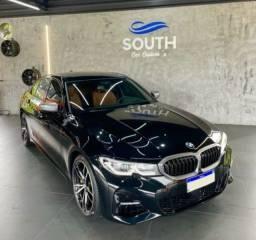 Título do anúncio: 330i M Sport 2020 - Impecável - Preto Safira com interior Cognac