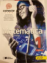 Livro conecte live matemática volume 1
