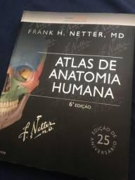 Atlas de Anatomia Humana Netter 6 edição