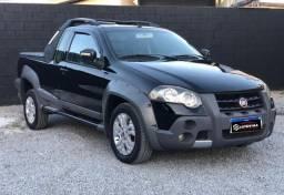 Fiat Strada Locker Cabine Estendida 1.8 Manual completa - 2008/2009 - Troco/Financio